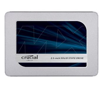 CRUCIAL MX500 500GB 2.5-INCH SATA III SSD
