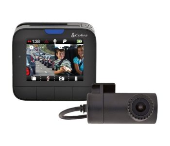 Cobra Drive HD Front and Rear with iRadar