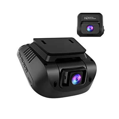 Crosstour Front and Rear Dual Lens Dash Cam