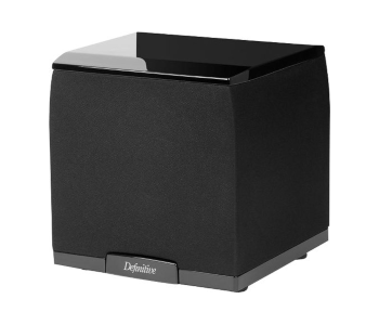 DEFINITIVE TECHNOLOGY SUPERCUBE 2000 7 ½-INCH 650W POWERED SUBWOOFER