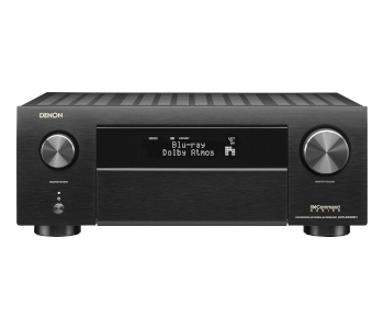 DENON AVR-X4500H HOME THEATER RECEIVER