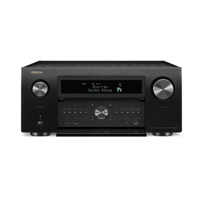 Denon AVR-X8500H Flagship Receiver - 8 HDMI In /3 Out, Powerful 13.2 Amplifier for Home Theater