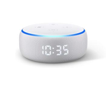 Echo dot 3rd-Gen with Clock