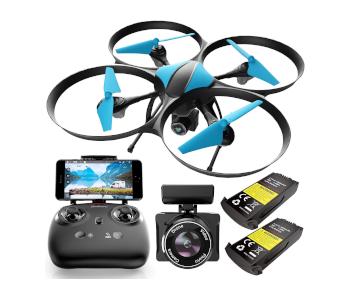 Force1 U49WF Camera Quadcopter w/ Live Video