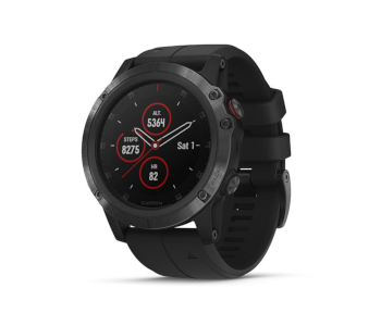 GARMIN FENIX 5X PLUS SMARTWATCH & FITNESS TRACKER