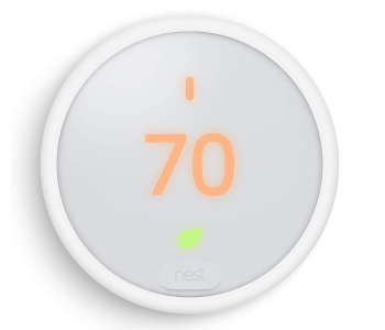 NEST THERMOSTAT E SMART THERMOSTAT
