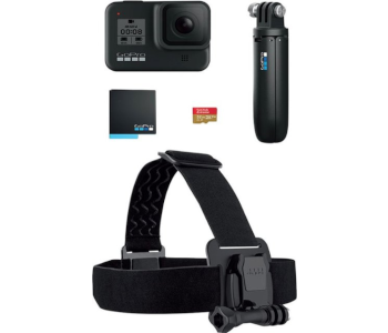 GoPro Hero 8 Black 4K Bundle Special