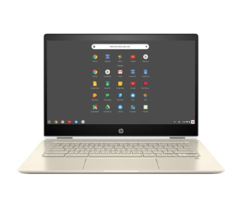 HP X360 2-in-1 14-INCH TOUCHSCREEN CHROMEBOOK