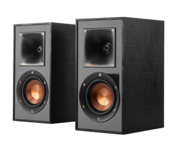 KLIPSCH R-41PM REFERENCE 4-INCH 35W TWO-WAY POWERED MONITOR SPEAKERS