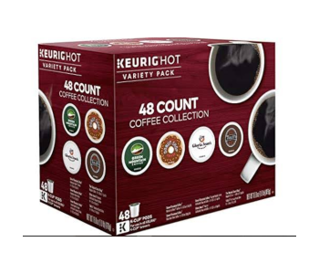 Keurig K-Cups (36 to 48 counts) Variety Pack