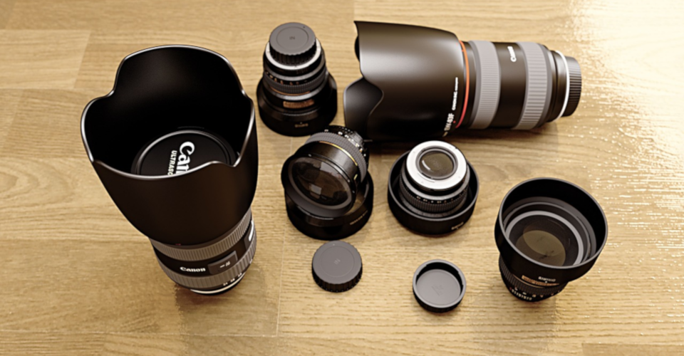 Lens Comparison: How to Choose a Camera Lens