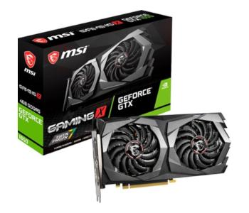 MSI GeForce GTX 1650 Graphics Card