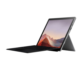 MICROSOFT SURFACE PRO 7 12.3-INCH TOUCHSCREEN – INTEL i5 8GB RAM 128GB SSD – BLACK
