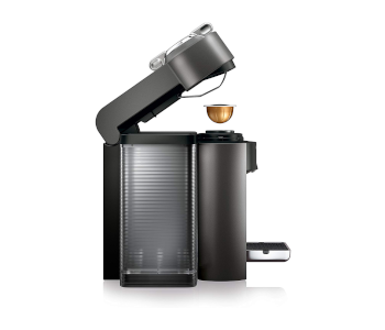 Nespresso by De'Longhi ENV135GYAE Coffee and Espresso Machine Bundle with Aeroccino Milk Frother