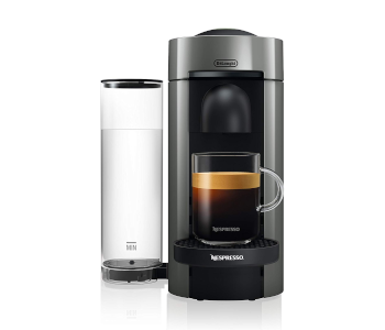 Nespresso by De'Longhi Vertuo Plus Deluxe Coffee & Espresso Maker