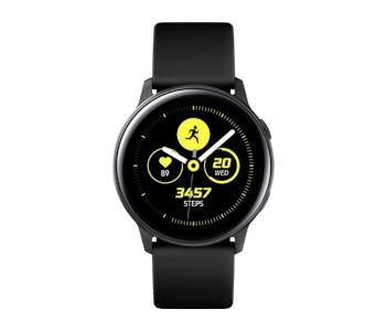 SAMSUNG GALAXY WATCH ACTIVE SMARTWATCH 40mm – BLACK