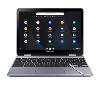 SAMSUNG PLUS CONVERTIBLE 2-in-1 CHROMEBOOK 12.2-INCH