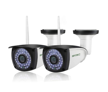 SV3C 2-Way 1080P Audio Security Camera