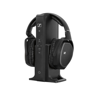Sennheiser - RS 175 RF Wireless Over-The-Ear Headphones