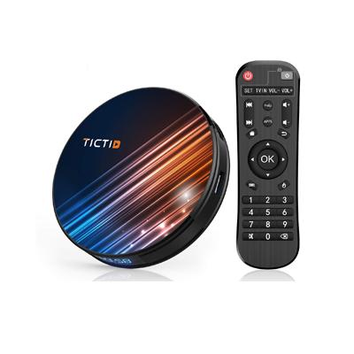 TICTID Android 9.0 TV Box