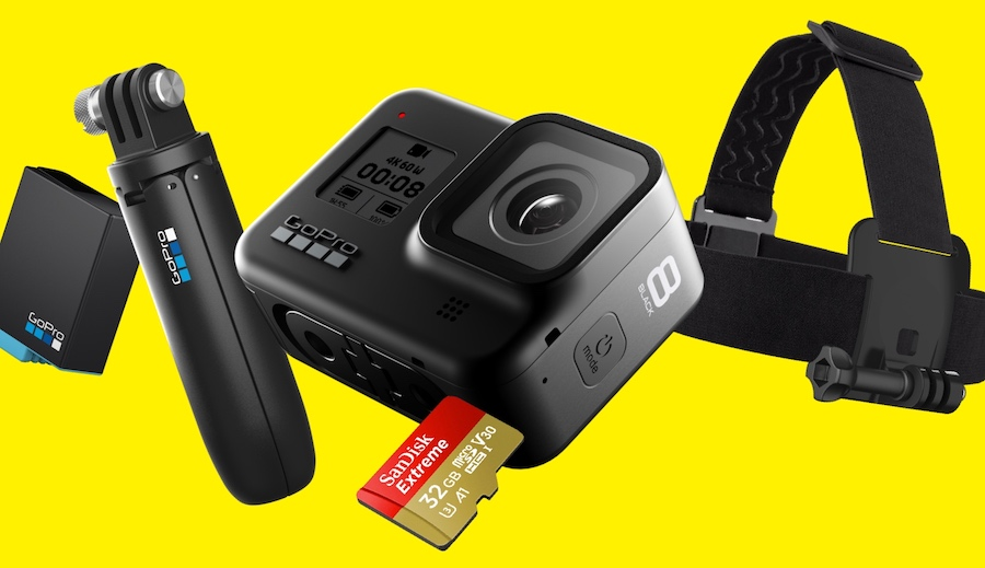 GoPro Cyber Monday 2019 Deals (Hero 8 and Hero 7 Black)