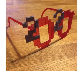 2020 Pixel-Style Glasses