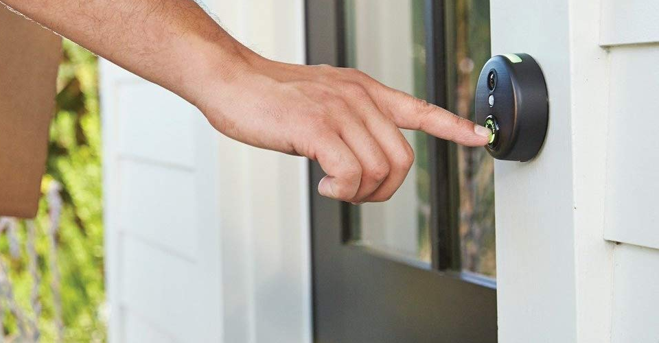 8 Smart Peephole Cameras for Doors