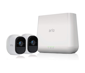ARLO PRO WIRELESS HOME SECURITY CAMERA (2-CAMERA KIT)