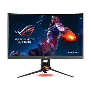 ASUS ROG SWIFT PG27VQ 27-INCH CURVED GAMING MONITOR