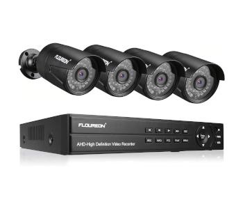 FLOUREON 5-In-1 Camera System W/ DVR