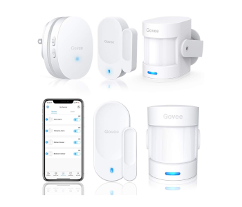 Govee Garage WiFi Motion Sensor Alarm Set