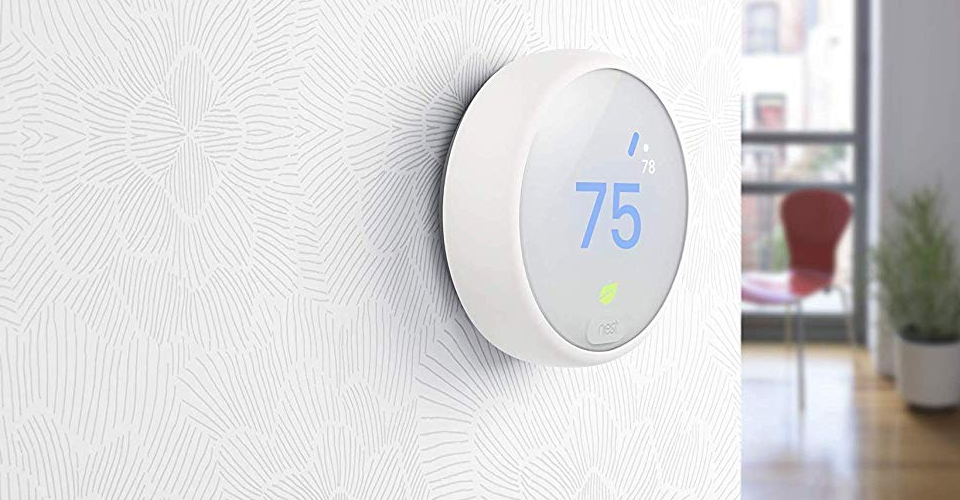 Nest Learning Thermostat and Hello Video Doorbell Cyber Monday 2019 Deals
