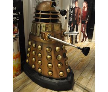 Openable Detailed Dalek