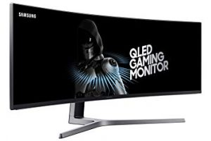 SAMSUNG 49-INCH CHG90 144HZ CURVED GAMING MONITOR