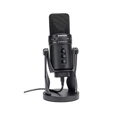 Samson G-Track Pro Multi-Pattern USB Condenser Studio Microphone