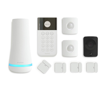 SimpliSafe 9 Piece Wireless Security System