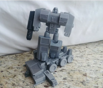 Transformable Megatron