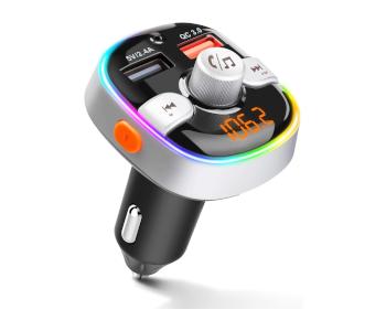 ZEEPORTE Bluetooth FM Transmitter