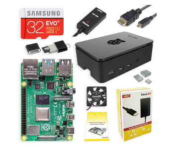 CanaKit Raspberry Pi 4 4GB Starter Kit