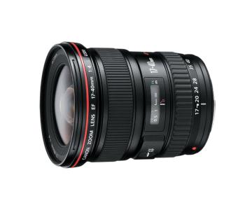Canon 17-40mm f/4 USM