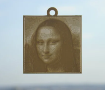 Customizable Lithophane