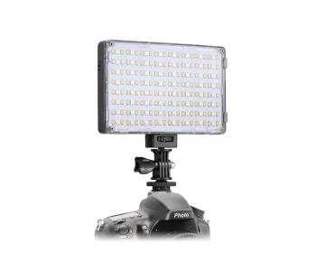 GVM Full Color Output RGB LED Camera Light