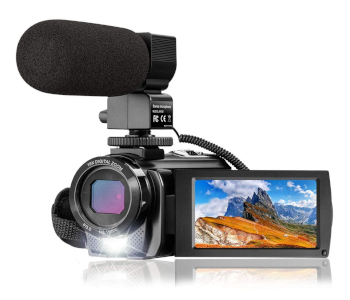 MELCAM 1080P 3.0 Inch Digital Video Camera