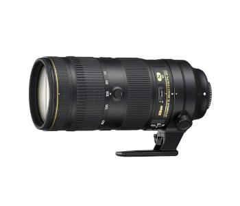 Nikon AF-S NIKKOR f/2.8E 70–200mm FL ED VR Lens