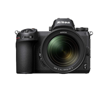 Nikon Z6 FX-Format Digital Mirrorless Camera