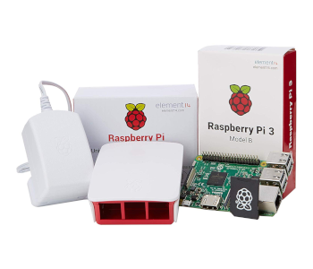 Raspberry Pi 3 16GB Desktop Starter Kit