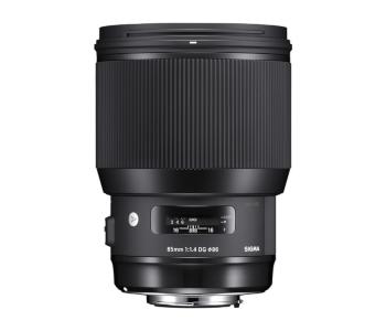 Sigma 85mm f/1.4 Prime DG HSM Art Lens