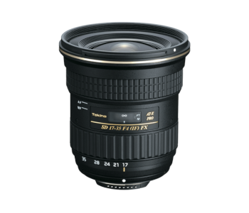 Tokina AT-C 17-35mm f/4 PRO FX