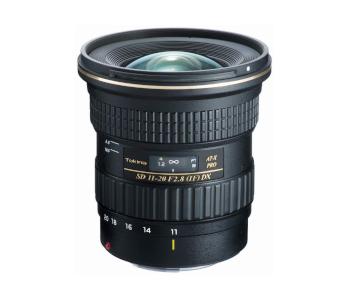 Tokina ATXAF120DXC 11-20mm f/2.8 Pro DX