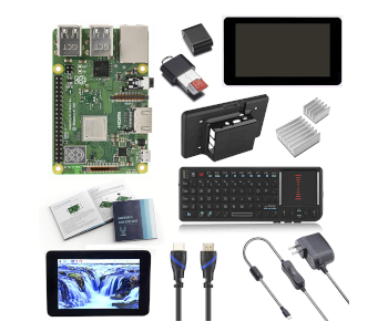 V-Kits Raspberry Pi 3 Model B+ Complete Starter Kit